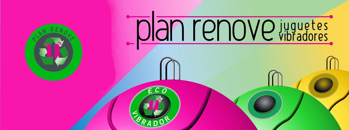 Plan renove Jueguetería erótica vibradores sexy shop