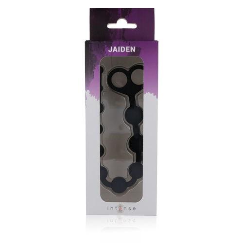 Intense-Jaiden-Anal-Beads-Negro